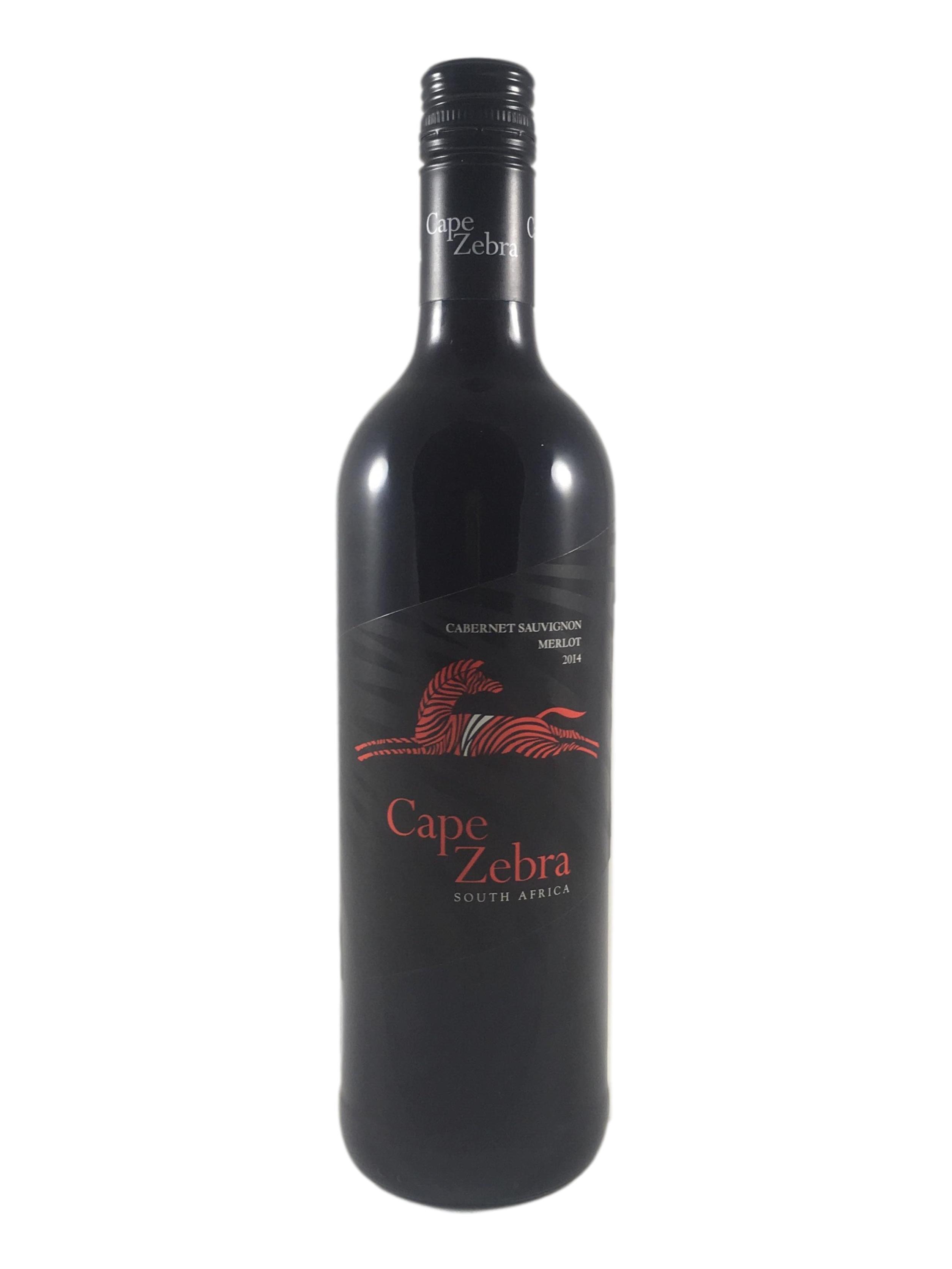 Cape Zebra – Sydafikansk rødvin