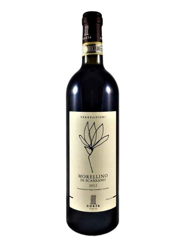 Morellino di Scansano – terre di fiori – Italiensk rødvin