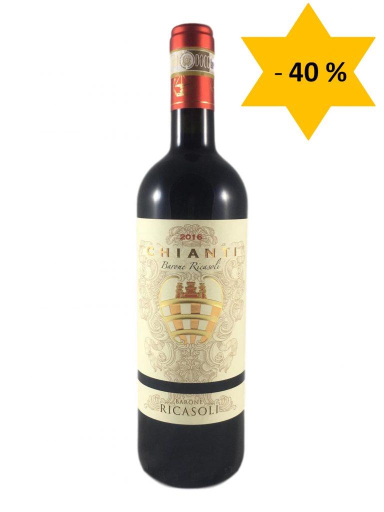 Barone Ricasoli – DOCG – Chianti – Italiensk rødvin