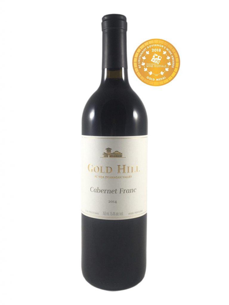 Gold Hill Cabernet Franc – Canadisk rødvin
