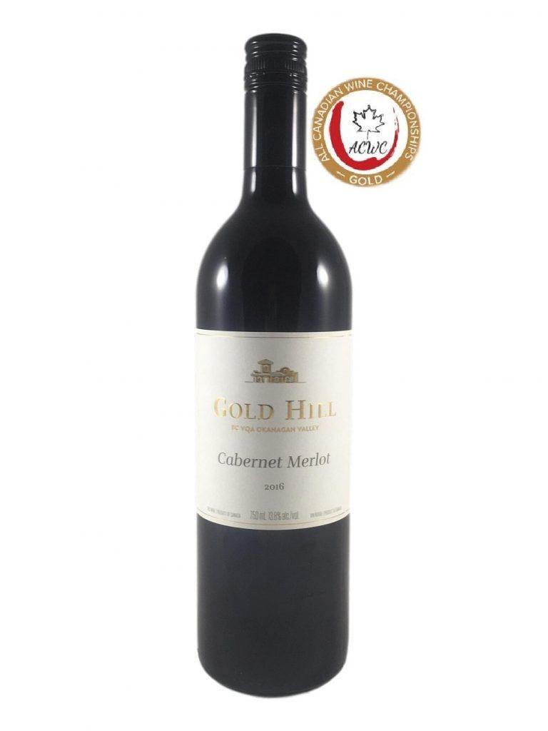 Gold Hill Cabernet Merlot – Canadisk rødvin