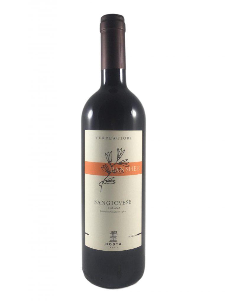 Terre Di Fiori Banshee – Italiensk rødvin