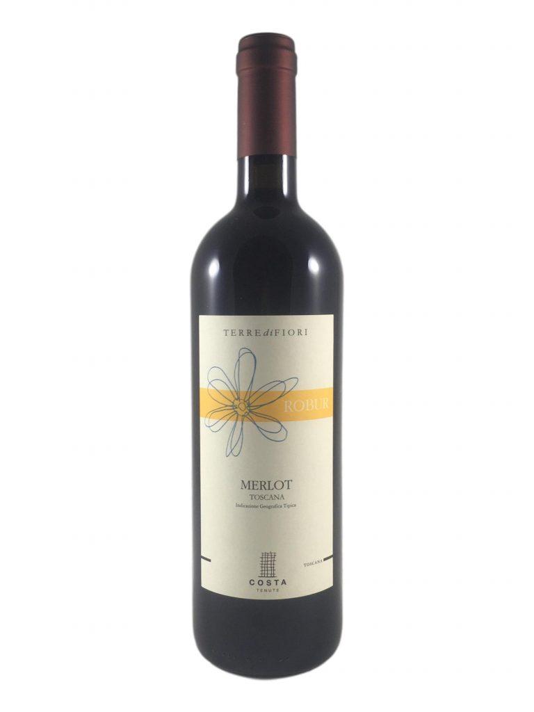 Terre Di Fiori Robur – Italiensk rødvin