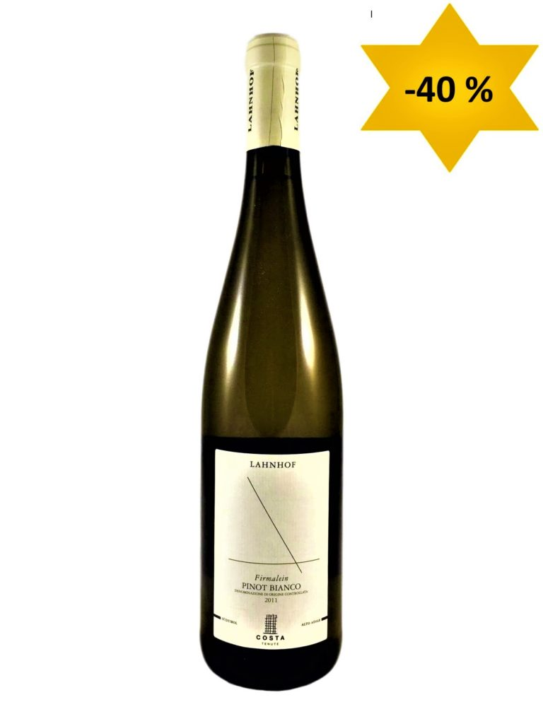 Lahnhof Pinot Bianco – Italiensk hvidvin