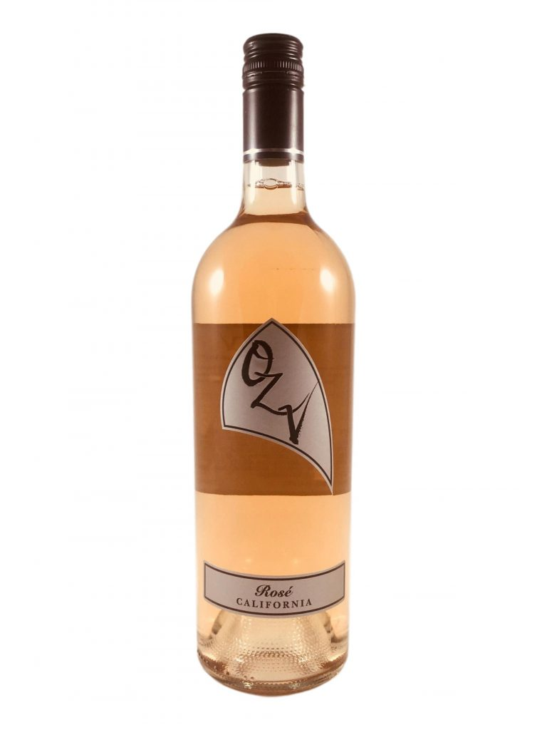 OZV- Old Zin Vines Rosè – Californisk rosévin