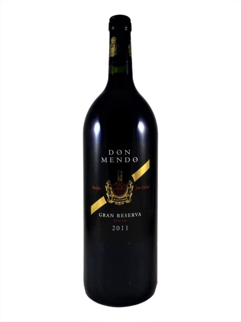 Don Mendo Gran Reserva – Spansk Rødvin Magnum