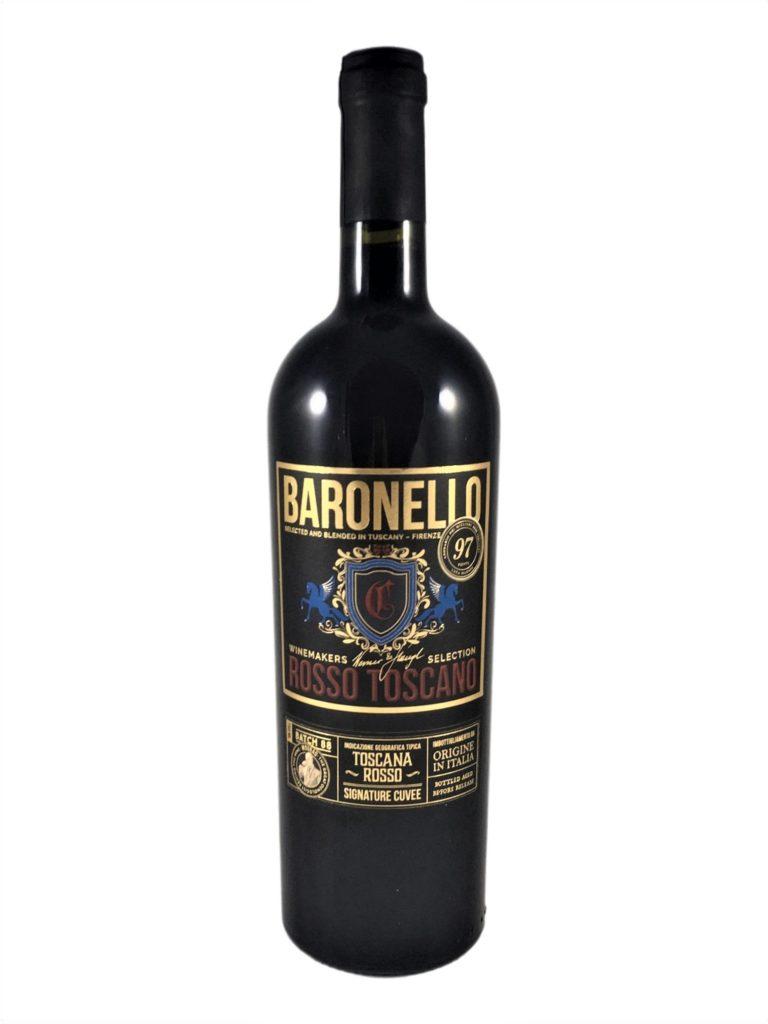 Baronello – Italiensk rødvin